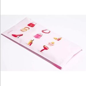 6x9 Pink Designer Mailers Poly Shipping Bags
